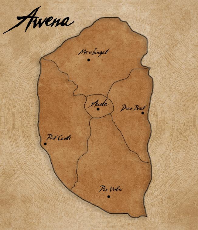 Map Awena